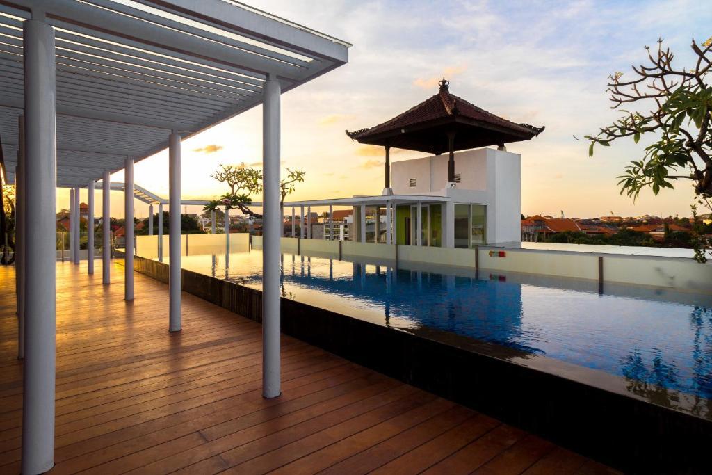 Kuta Beach Hotel Indonesia Booking
