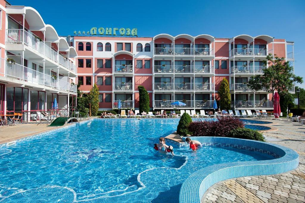 The swimming pool at or near Hotel Longoza - All Inclusive