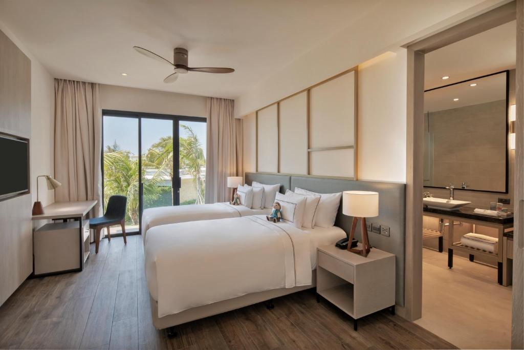 Biệt thự Level 3 Phòng Ngủ Nhìn Ra Bãi Biển