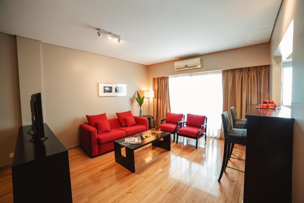 Un lugar para sentarse en ARC Callao Studios & Suites