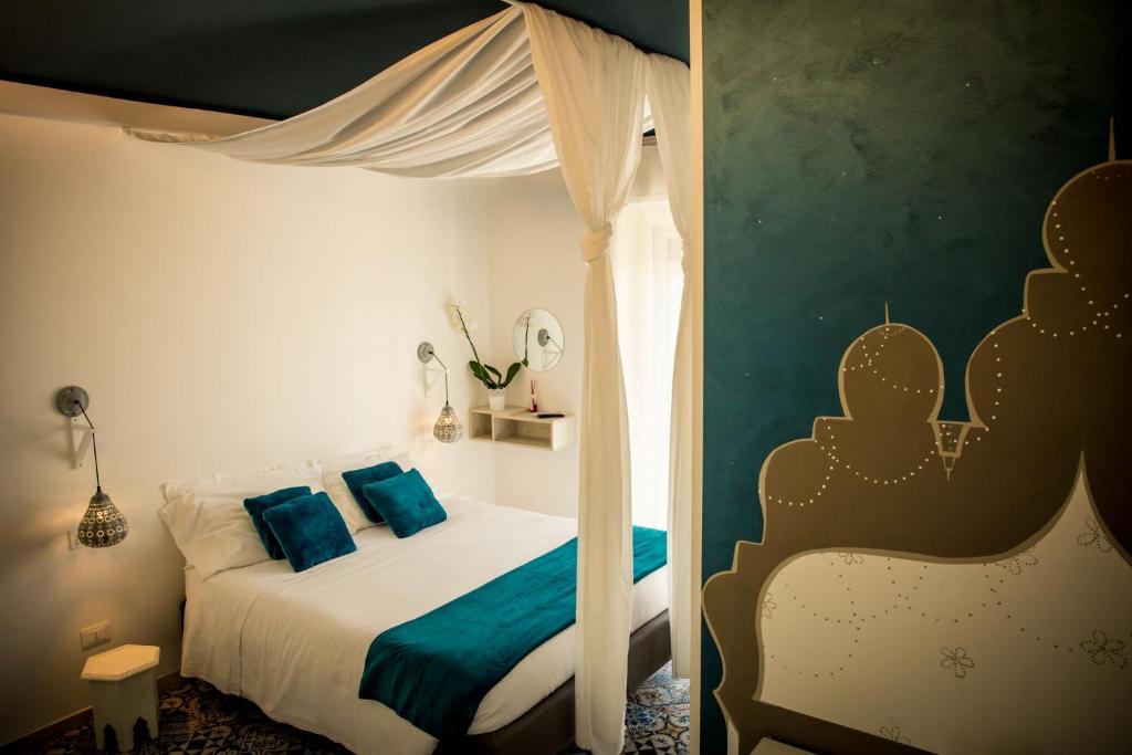 Materassi Vasto.Bed And Breakfast Mille Una Notte Vasto Italy Booking Com