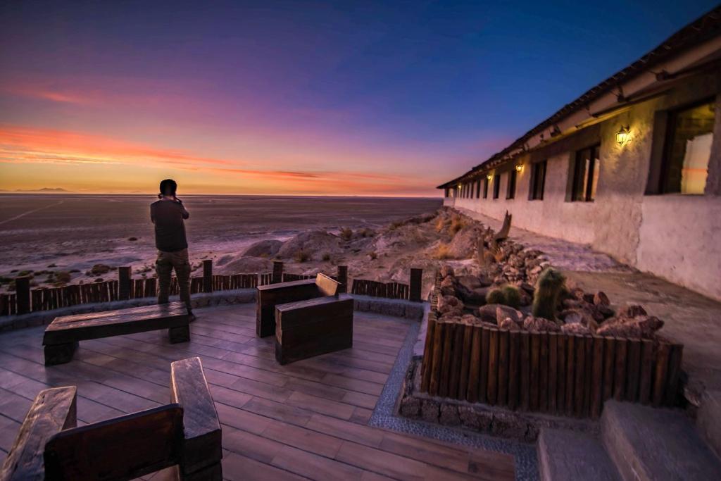Hotel De Sal Luna Salada Colchani Bolivia Booking Com