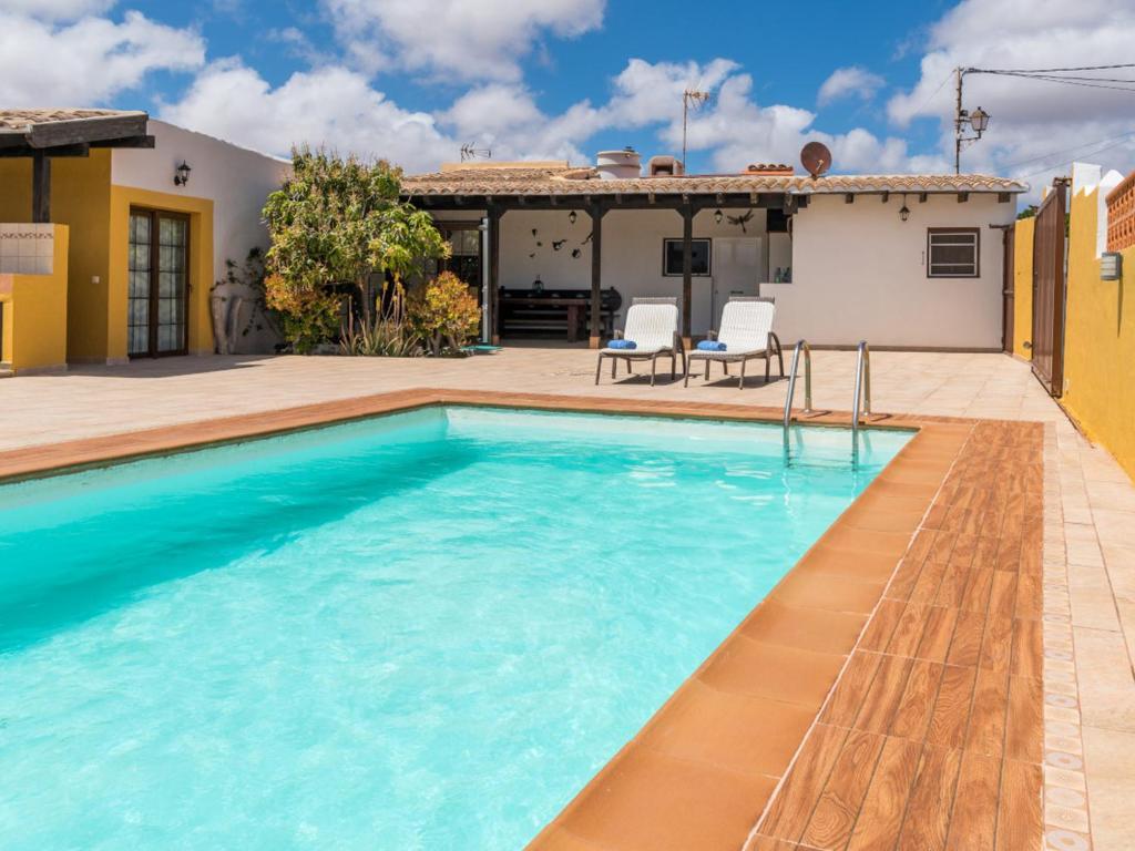 Casa Manitaga - Amazing Pool Villa in Fuerteventura, Tuineje ...