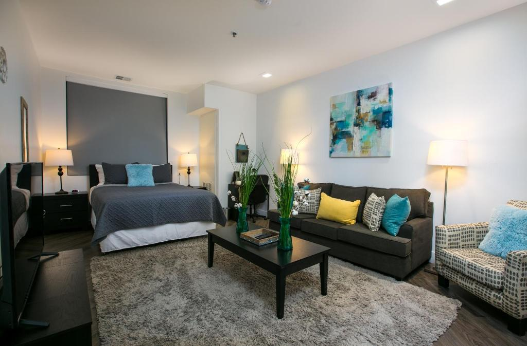 Apartment Modern Studio, Washington, D.C., DC - Booking.com