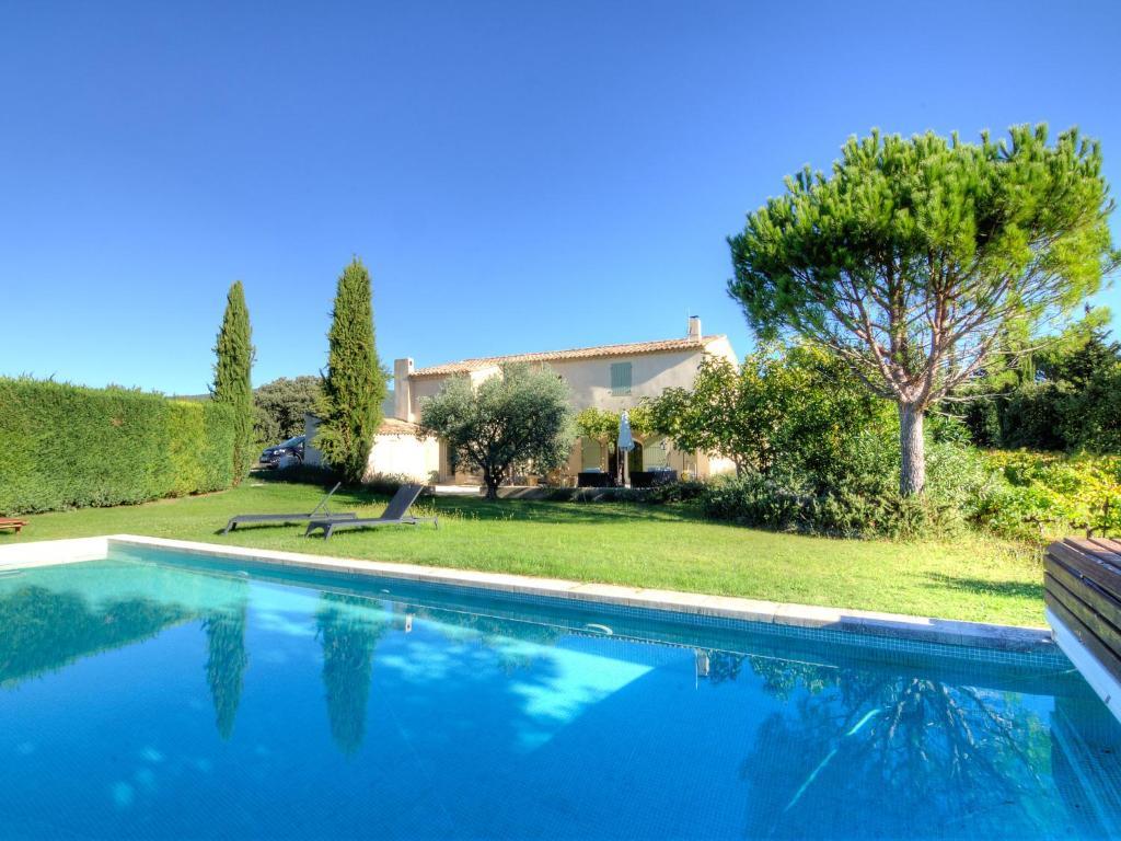 Бассейн в Holiday Home L'Oustaou dei Figo или поблизости