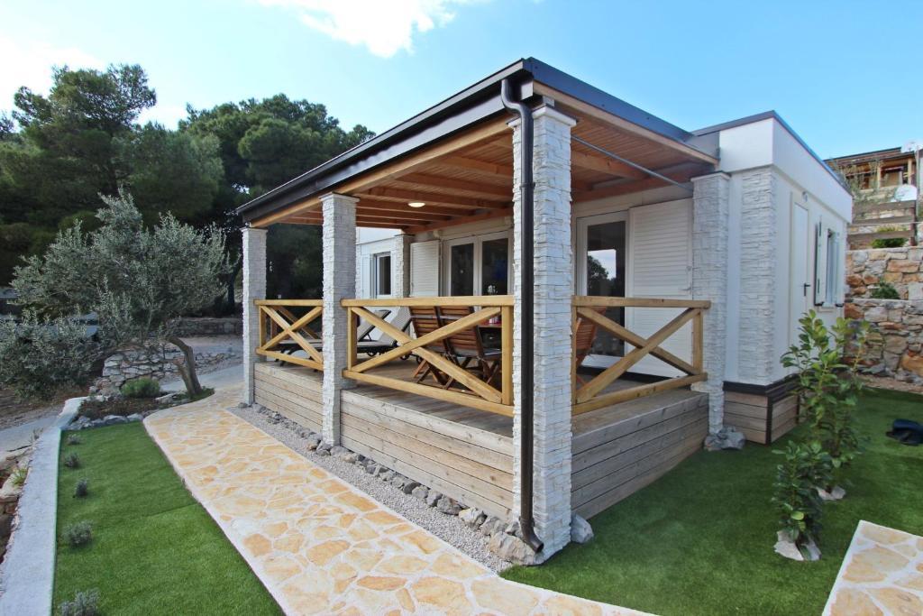 Cara Membuat Taman Kecil Di Depan Rumah  vegros mobile homes slanica murter harga terkini 2020