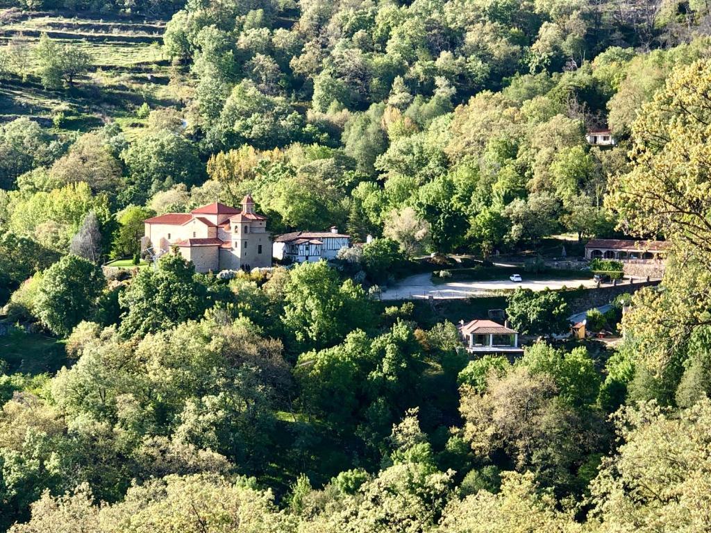 Casa De Campo Las Terrazas De Chilla España Candeleda