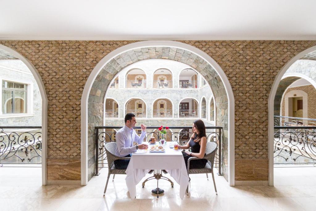 Qafqaz Karvansaray Hotel Gabala Azerbaijan Booking Com
