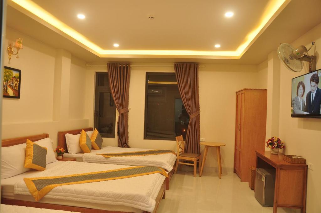 Phòng Luxury 4 Người