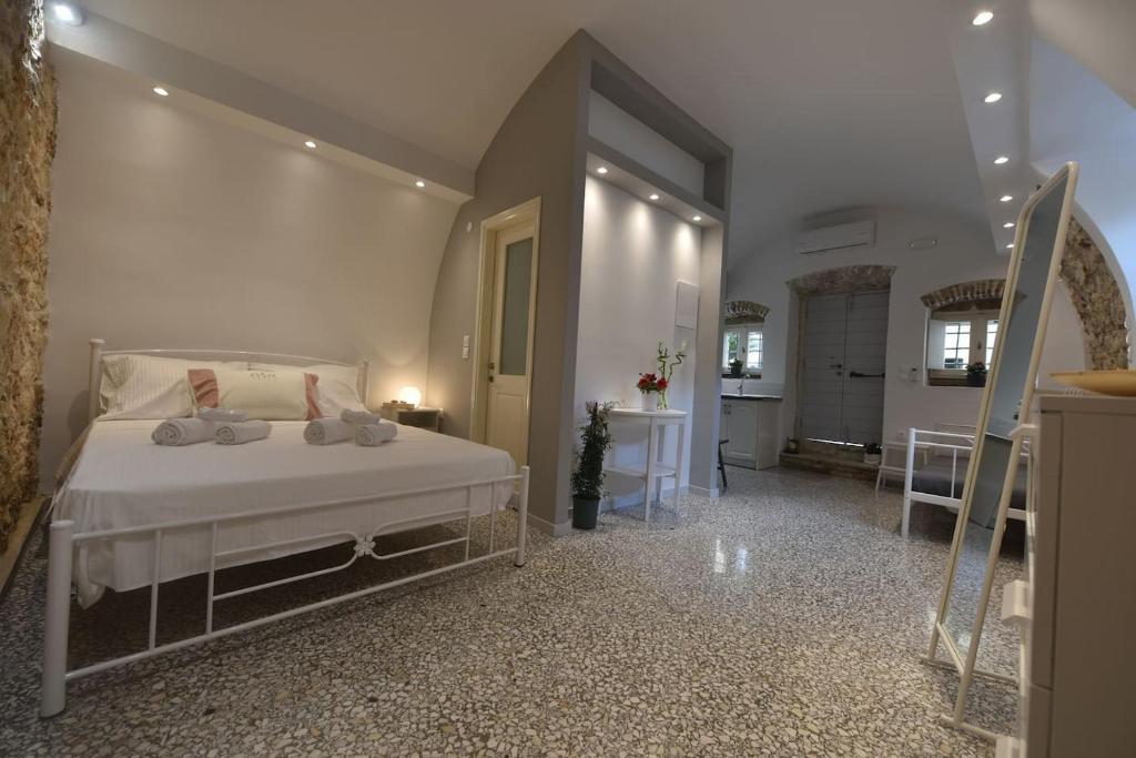 A room at Yiasemi Corfu Luxury Studio