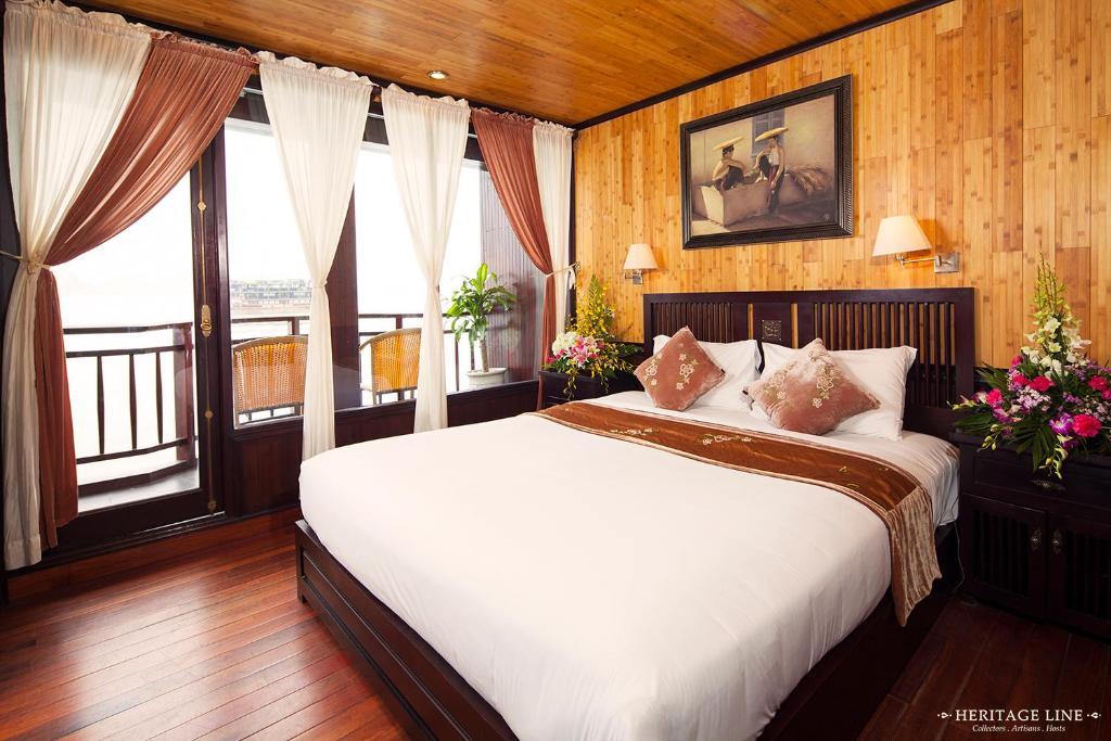 Phòng Deluxe Giường Đôi/2 Giường Đơn có Ban công - 2 Ngày 1 Đêm