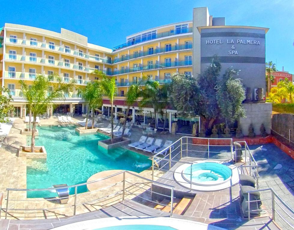 Bassein majutusasutuses Hotel la Palmera & Spa või selle lähedal