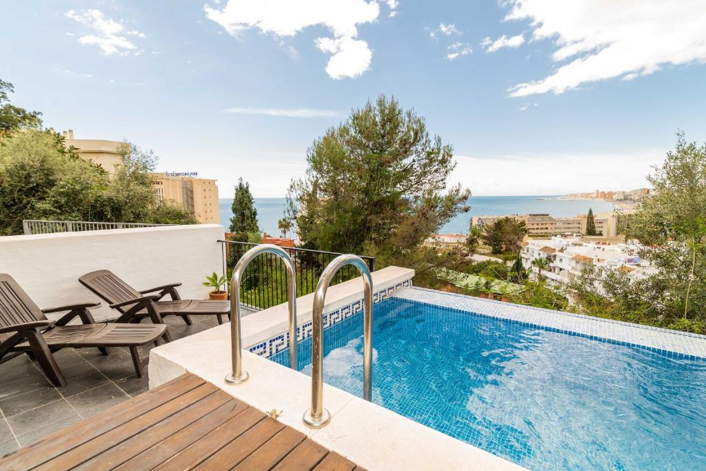 Vakantiehuis Torreblanca 4BDR Townhouse with Stunning Views ...