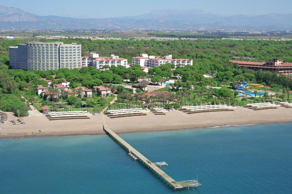 Άποψη από ψηλά του Altis Resort Hotel & Spa - Halal All Inclusive