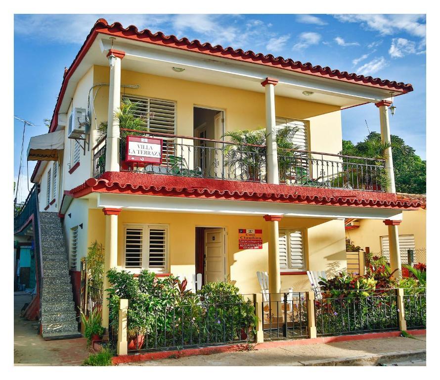 Villa La Terraza Cuba Viñales Booking Com