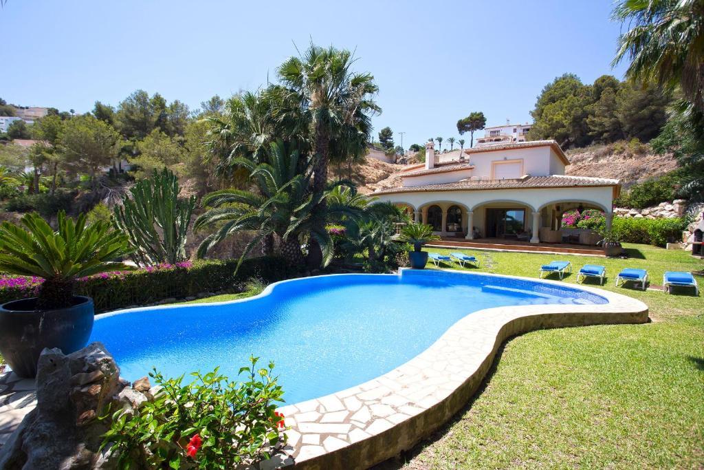 Villa Casa Good (Spanje Jávea) - Booking.com