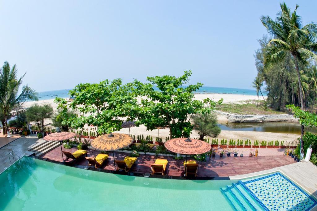 Seasons Hotels And Resorts Ngapali