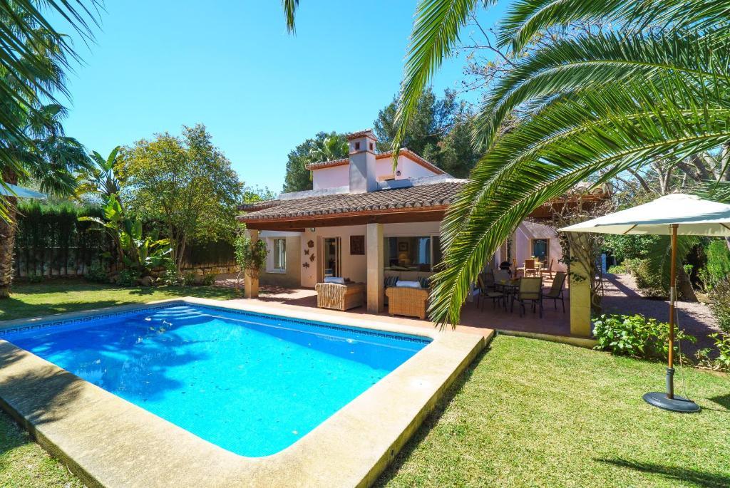 Villa Alaya (Spanje Jávea) - Booking.com