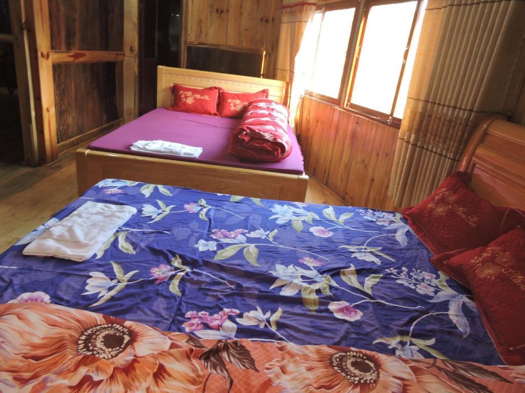 Phòng Giường Đôi/2 Giường Đơn Nhìn Ra Núi