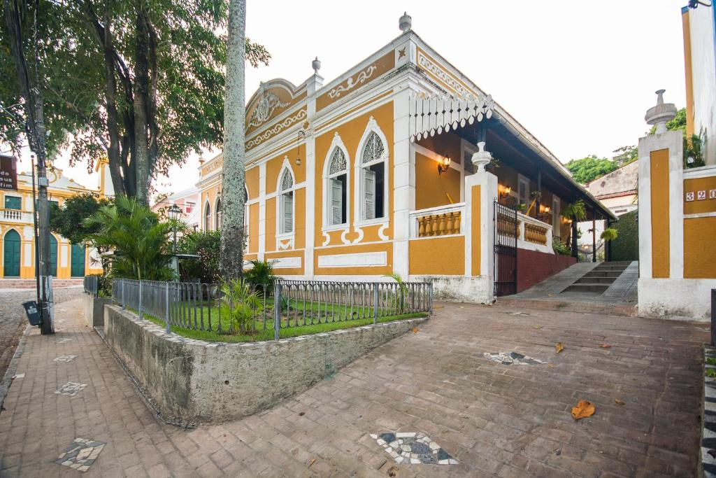 Bed and Breakfast Morada Bonfim (Brasil Olinda) - Booking.com