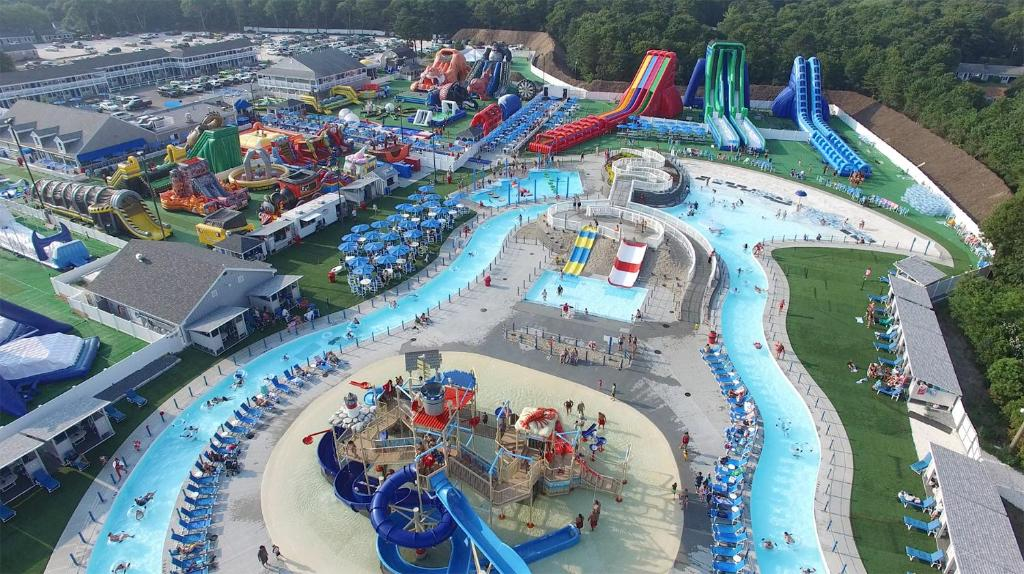 Cape Cod Family Resort and Inflatab, West Yarmouth, MA