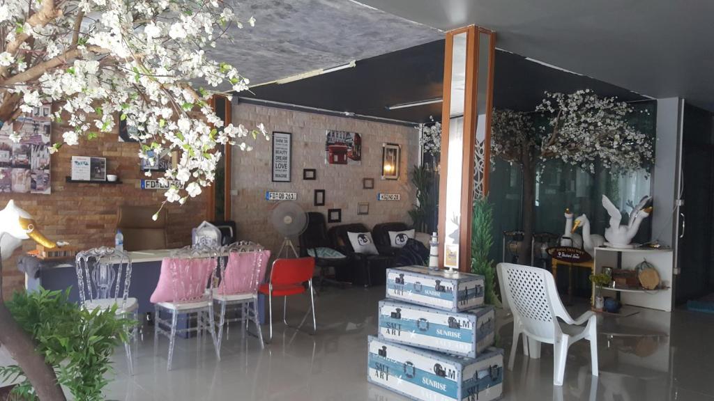 Ресторан / где поесть в Sattahip street
