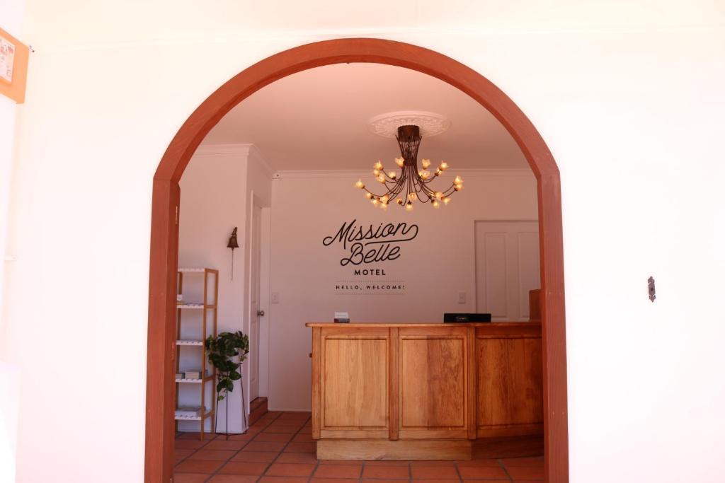 The Mission Belle Motel