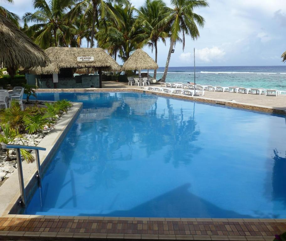 The swimming pool at or near The Edgewater Resort & Spa