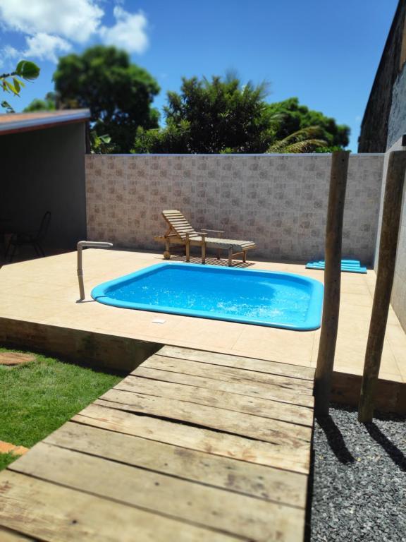 The swimming pool at or near RANCHO DA PISCINA EM BONITO