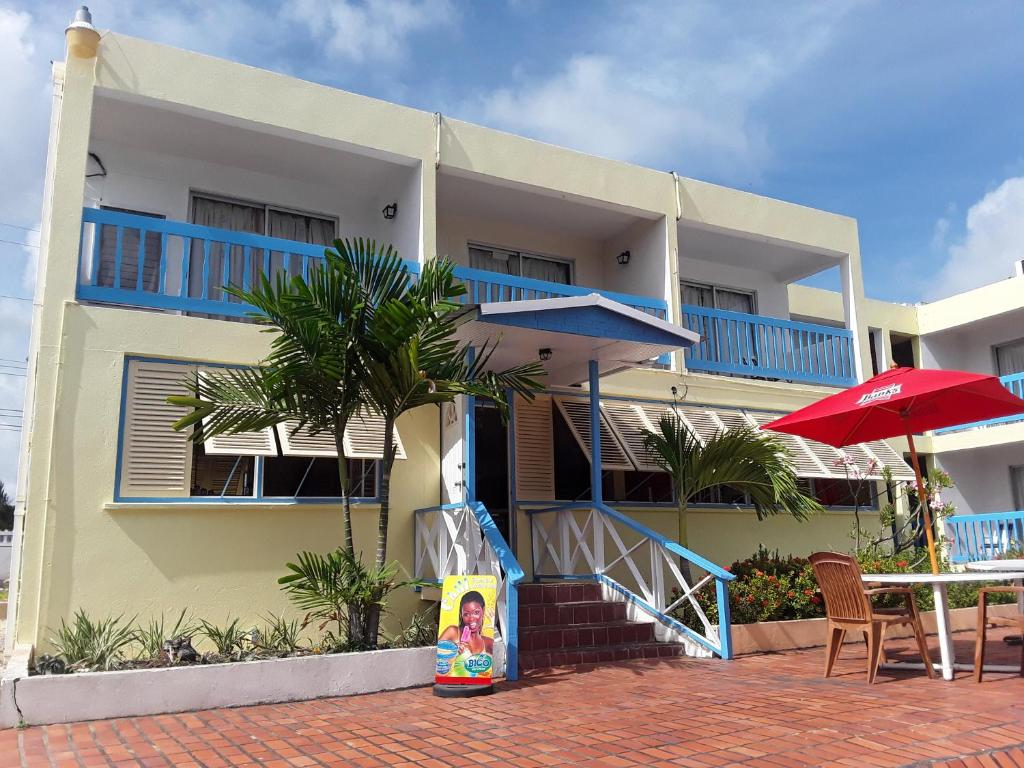 Carib Blue Apartments Christ Church Barbados Booking Com
