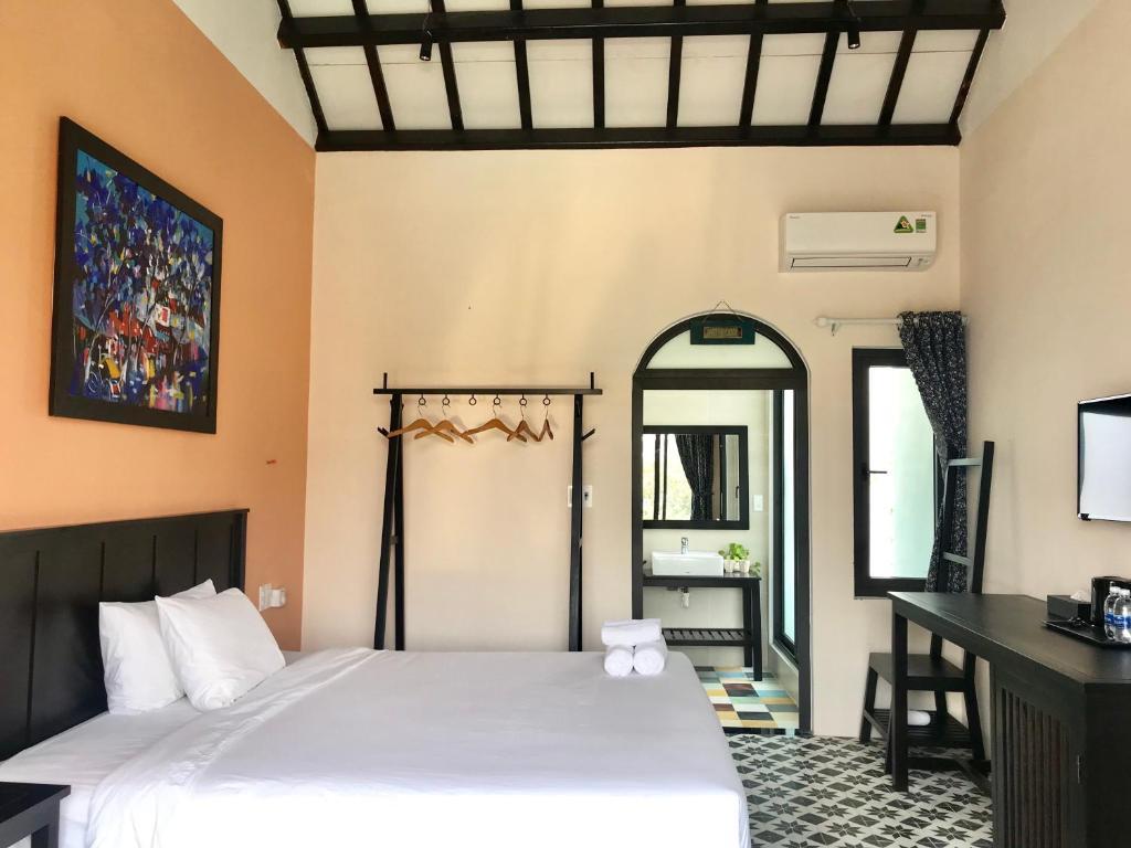 Phòng có Giường cỡ King và Ban công