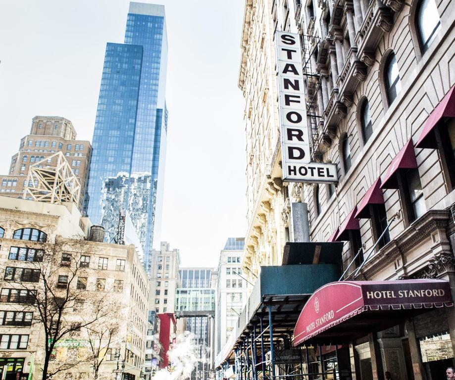 Hotel Stanford NYC, New York, NY - Booking com