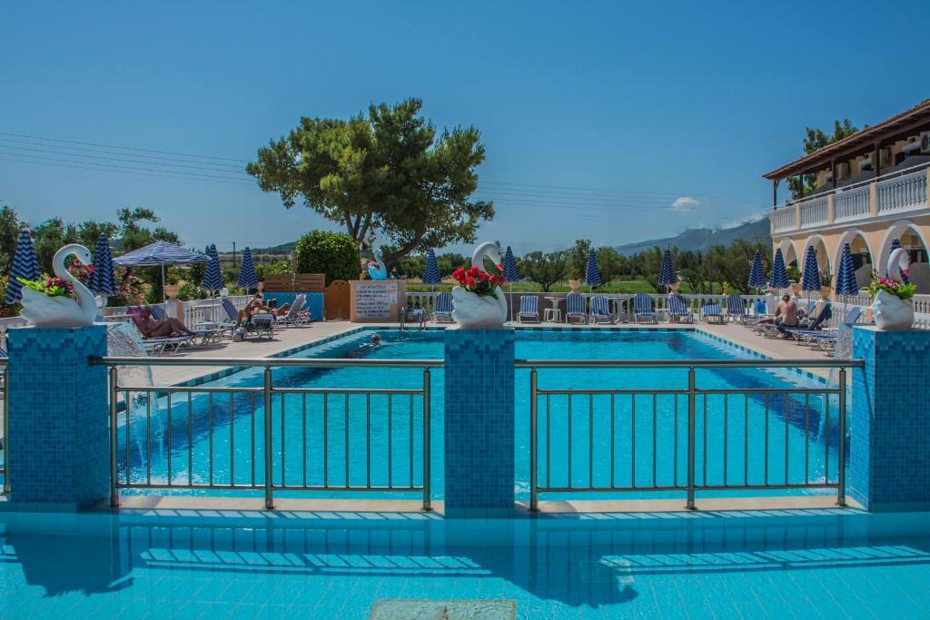 Hotel Nikos Studios Alykes (Grecia Città di Zante) - Booking.com