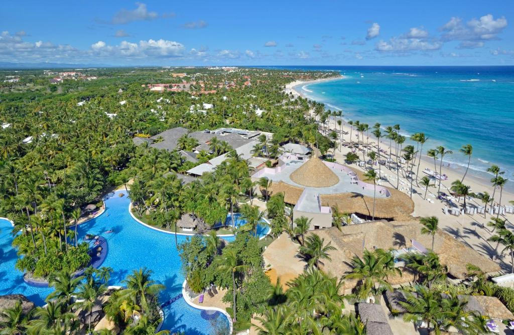 A bird's-eye view of Paradisus Punta Cana Resort-All Inclusive