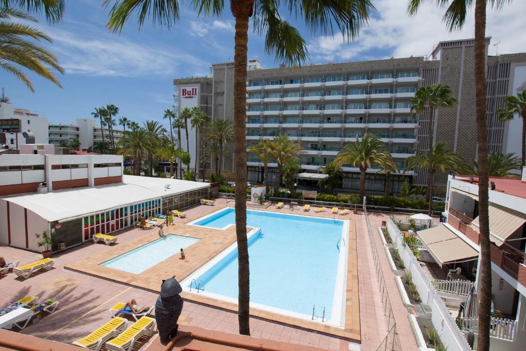 Apartamento Danubio Beach Playa Del Ingles Spain Booking Com