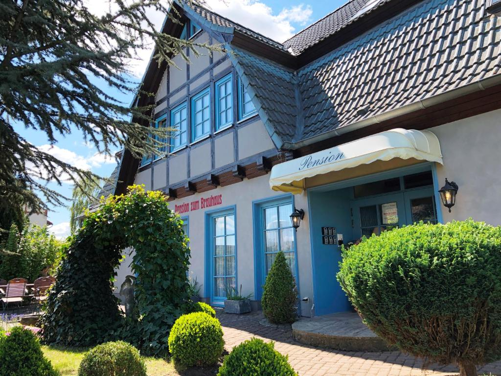 Pension Zum Brauhaus Stralsund Germany Booking Com