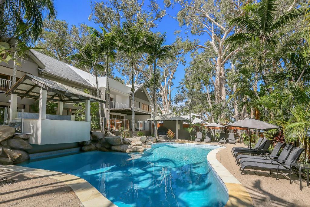 Condo Hotel Paradise On The Beach Palm Cove Australia