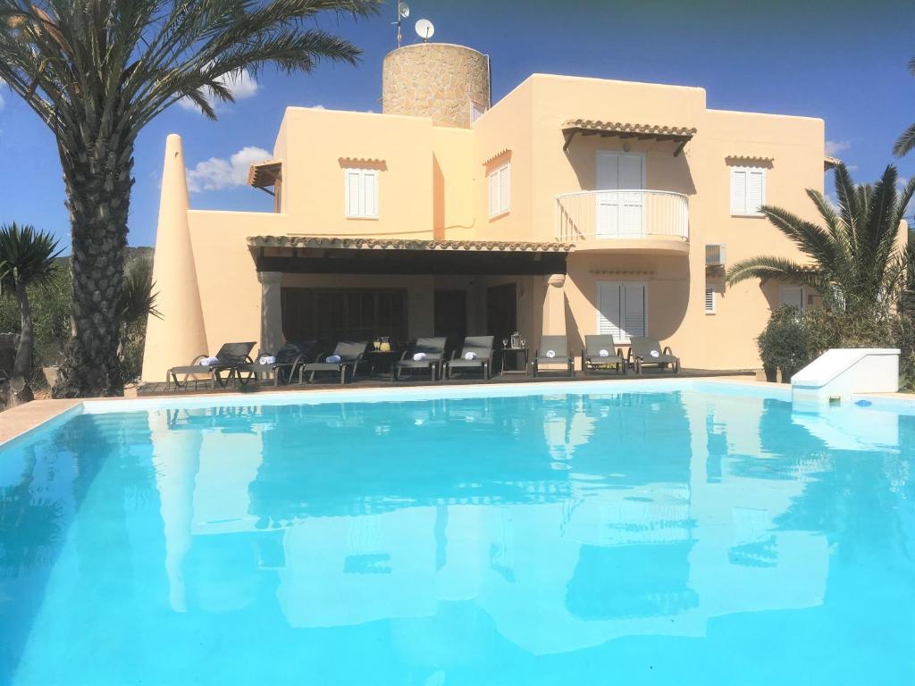 Villa Casa Ibiza (España Sant Jordi) - Booking.com