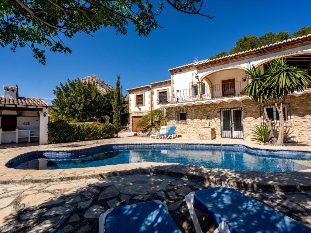 Villa Athenea (Spanje Jávea) - Booking.com