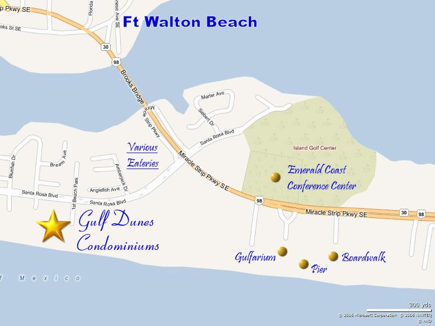 Gulf Dunes 512