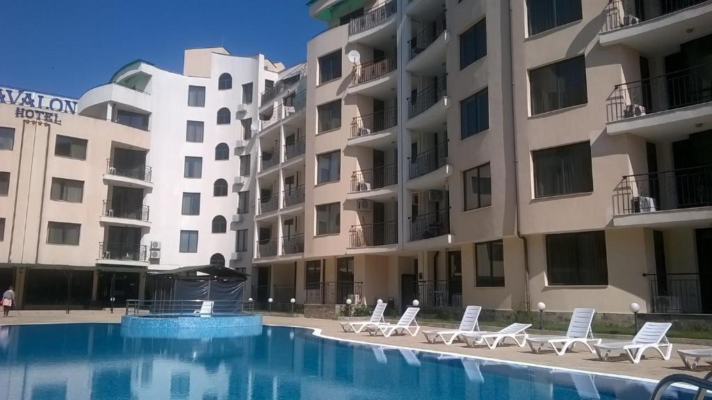 Apartment Ibulgaria No Avalon Studio Sunny Beach Bulgaria