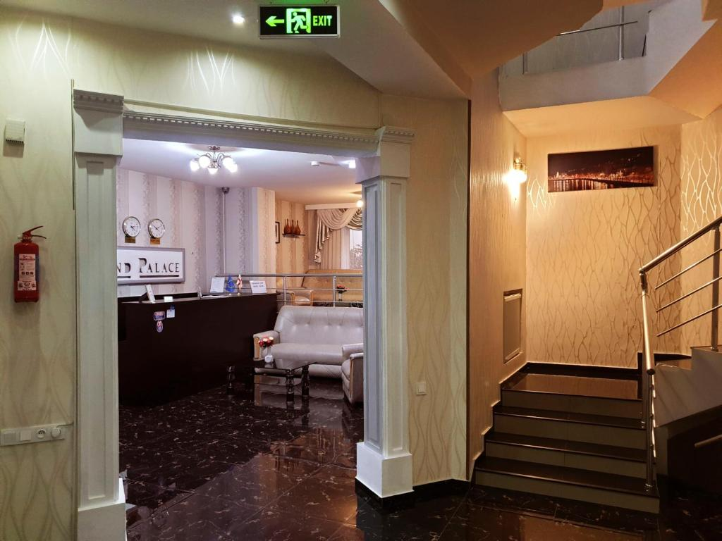 Hotel Tamosi Palace