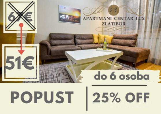 Centar Lux Apartmani Zlatibor Srb Zlatibor Bookingcom