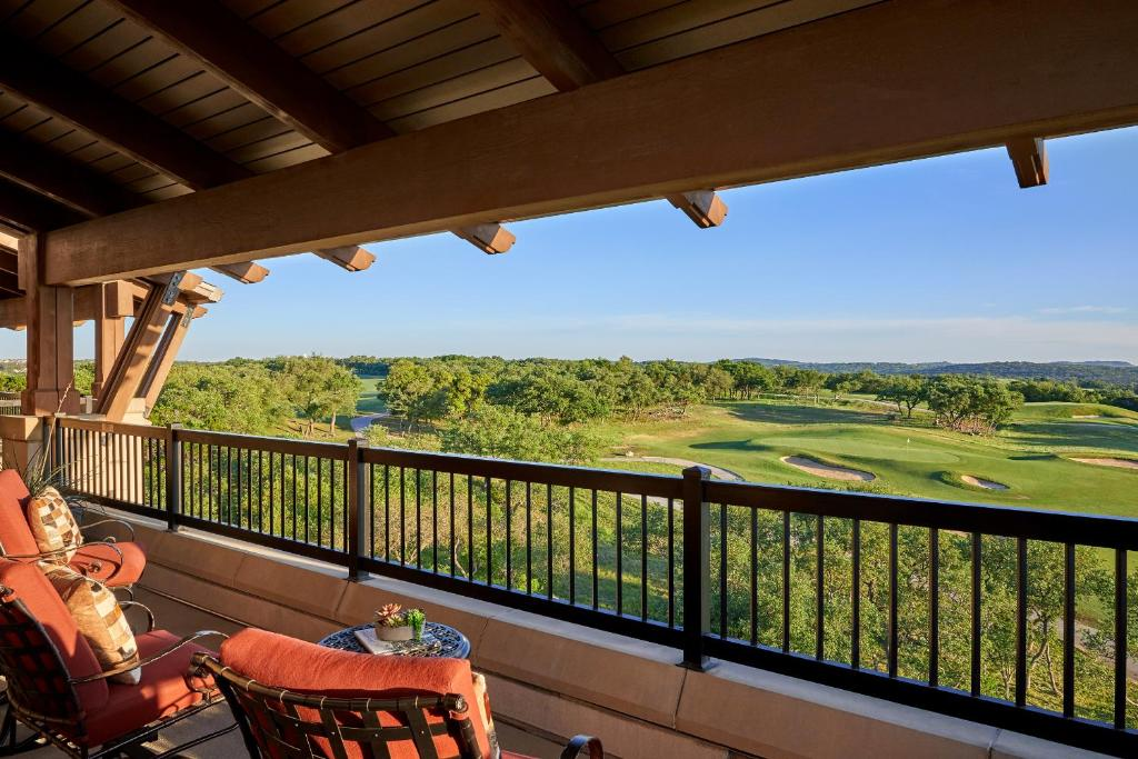 JW Marriott San Antonio Hill Country Resort