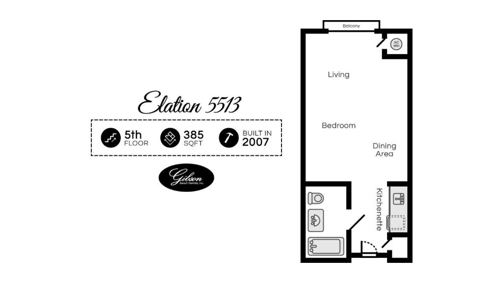 ELATION 5513 Apartment