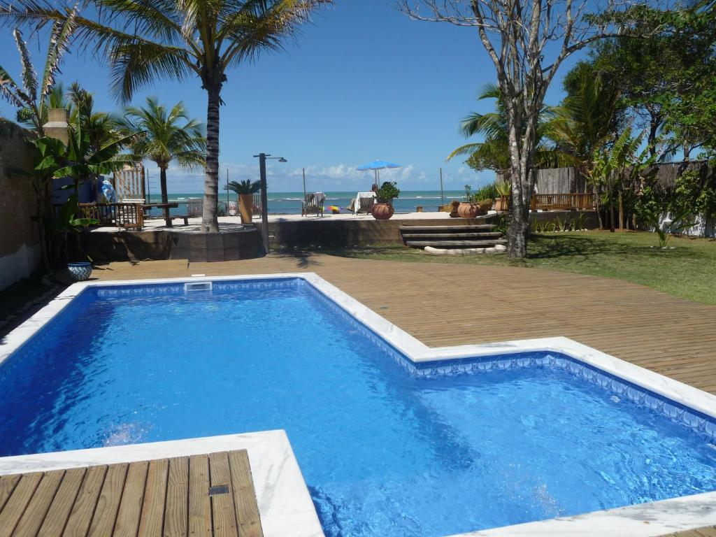 The swimming pool at or near CASA DEA (Antiga Pousada Maravilha)