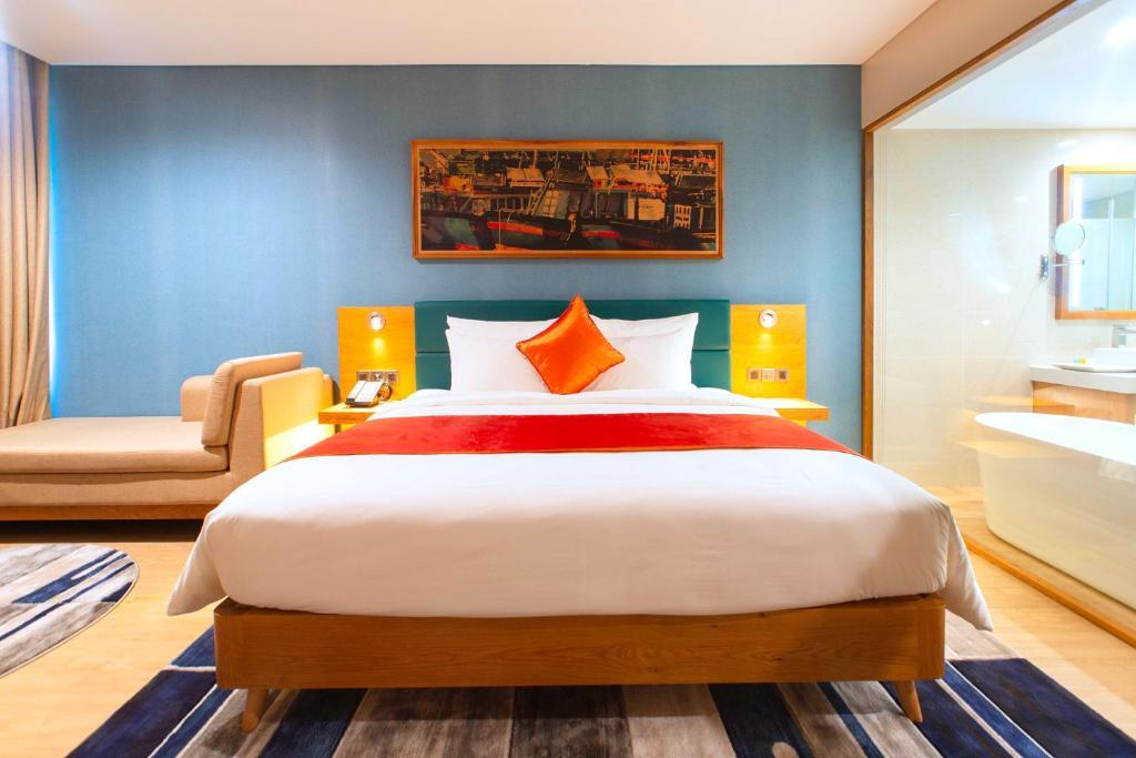 Phòng Premier Giường đôi Nhìn ra Biển