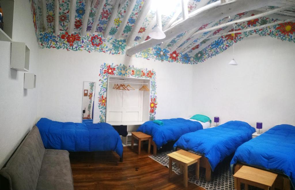 Zona de estar de Historical Center Cusco Guest House