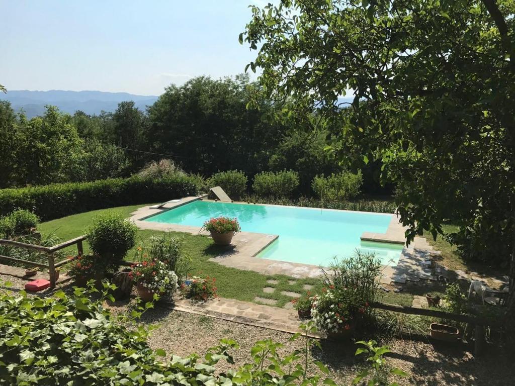 Villa Fontani, la tua Villa con Piscina in Toscana nel Verde ...