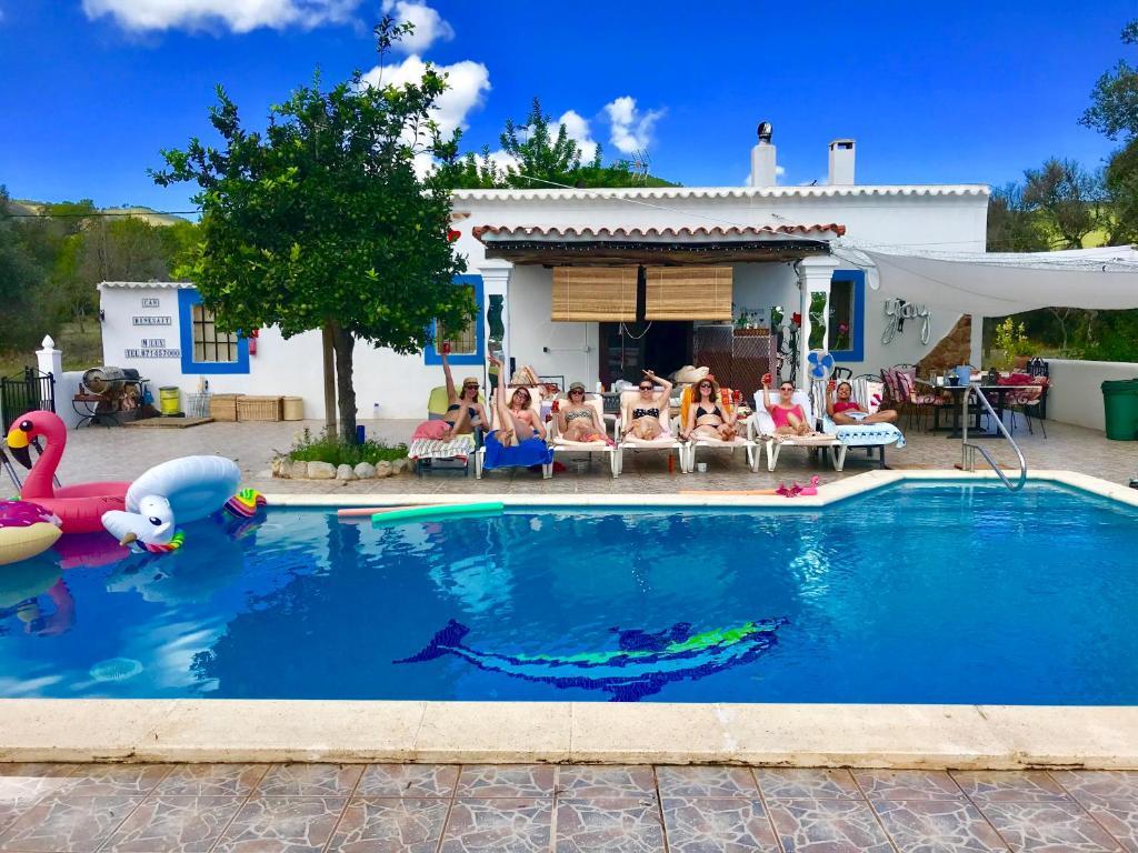 Holiday Villa in Ibiza (Spanje Santa Eularia des Riu ...